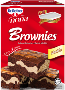 Brownies Marble