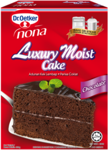Luxury Moist Cake Chocolate