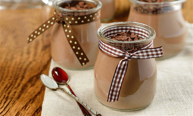 adorable mason jar desserts
