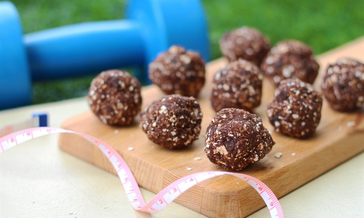 no bake oat bites