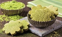 Greentea White Chocolate Cookies